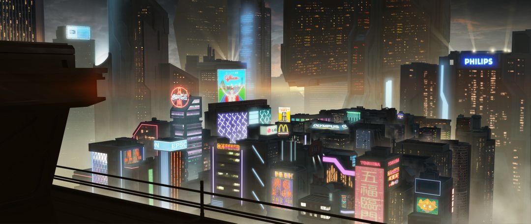 Cyberpunk City 10  Final jpg