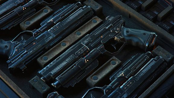 MAKO-EMC Advanced Handgun