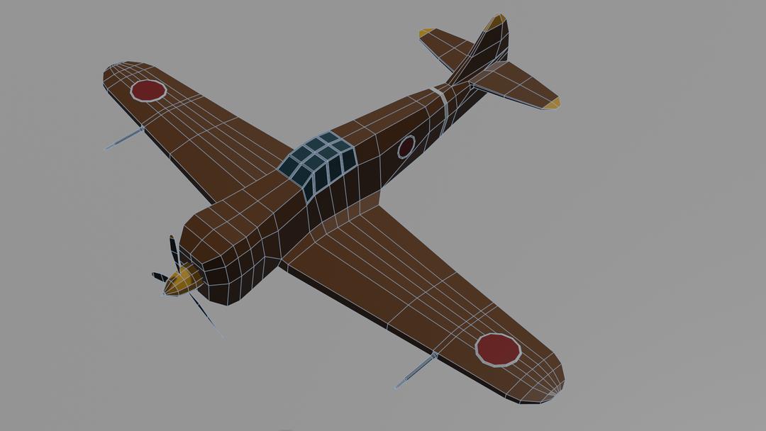 WW2 Air Planes Kawasaki Ki 100 2 png