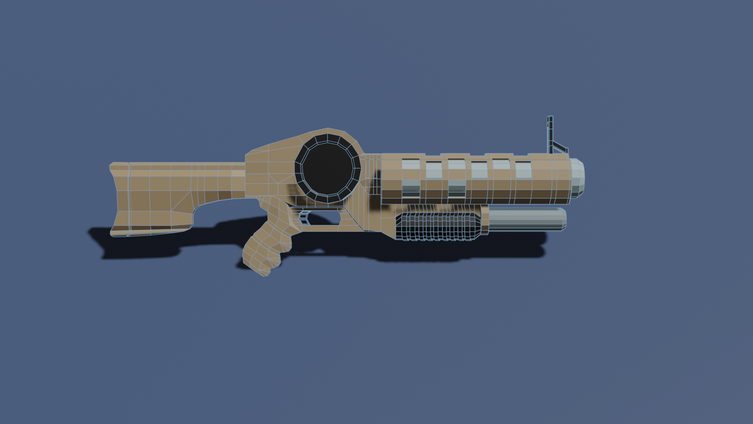 Weapons Si Fi Shotgun 1 png