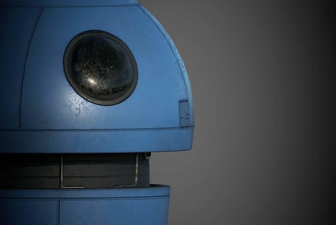 Robot Character Prop Sci-Fi #3 emanuele gianni nuovo 8 jpg