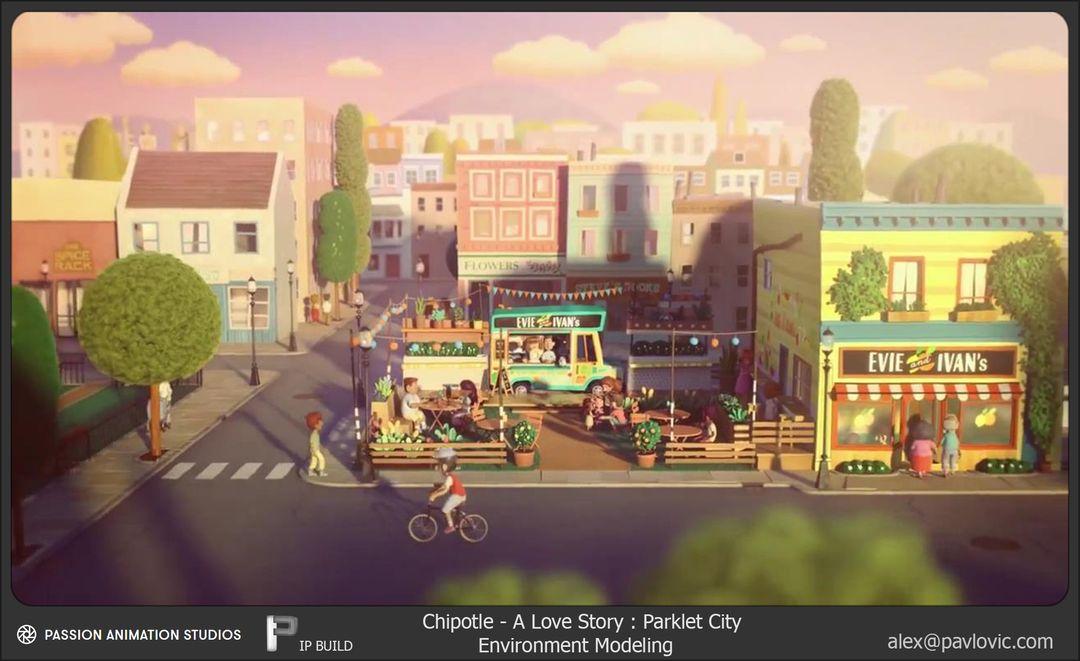 Chipotle : A Love Story ParkletCity 01 jpg
