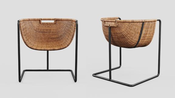 Wicker Chair Visualisation