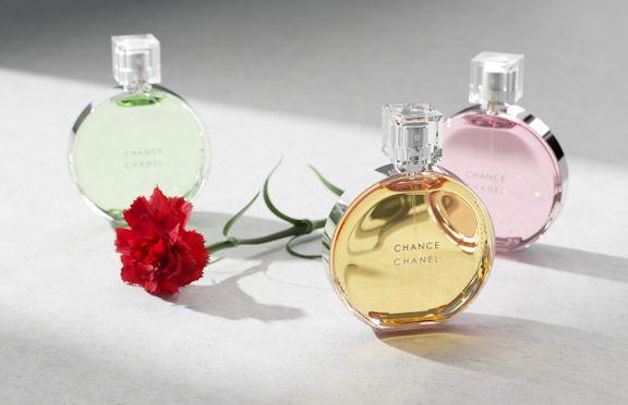Perfume Visualisation