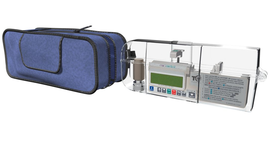 Medical Device animations unitpouch jpg