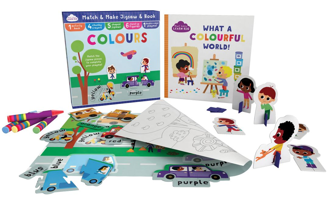 Stationary packaging Start Learn Colours Group RGB jpg