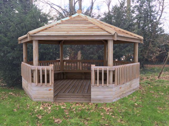 Wood building extensions Building 03 5Meter jpg