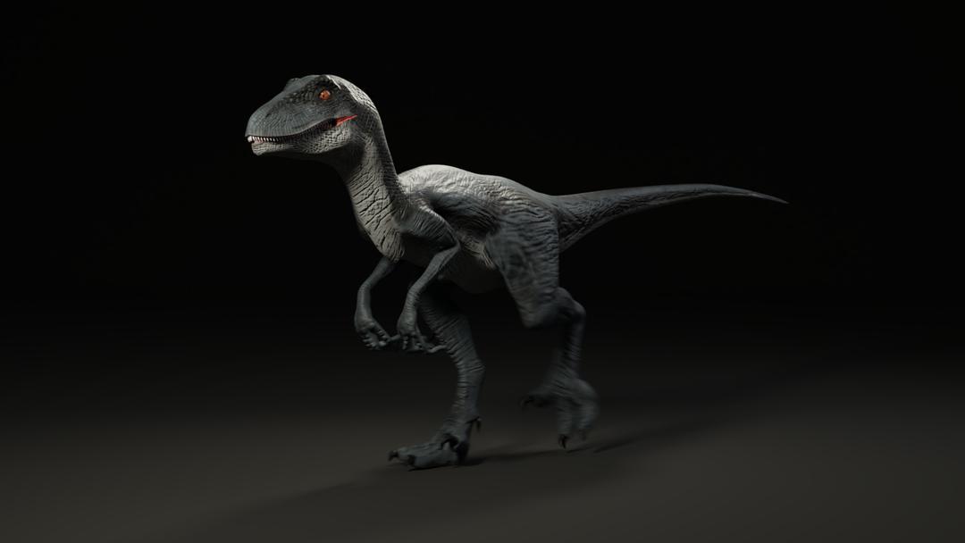 Velociraptor 0006 png