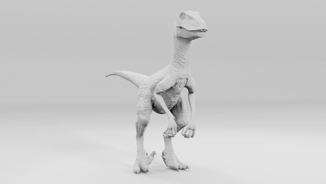 Velociraptor AOANDSHAD0001 png