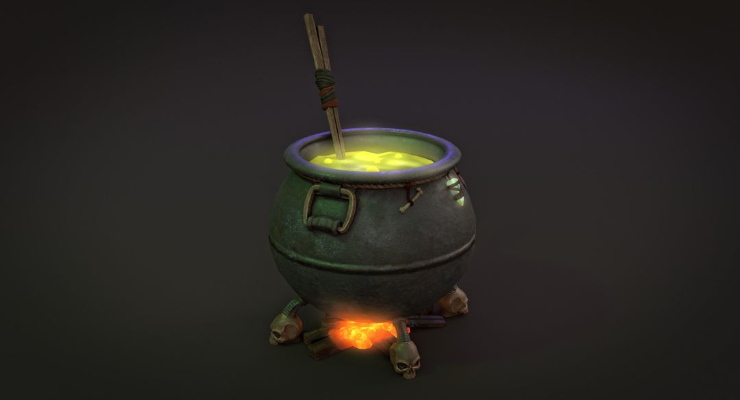 witche's cauldron gabriel raphael 3 jpg