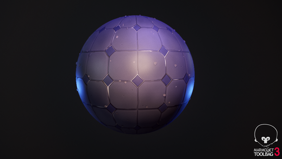Stylized Tiling Texture