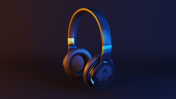 Headphone Animated