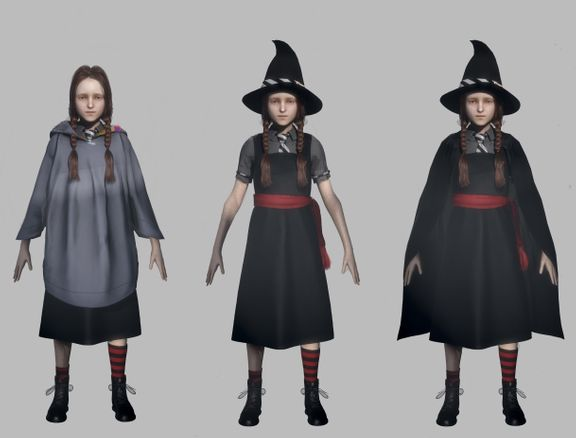The Worst Witch Digi Doubles
