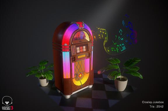 Prop - Jukebox