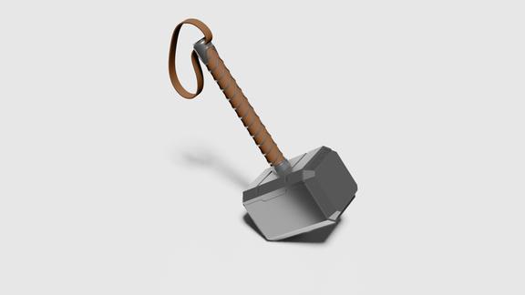 Mjölnir - The Thor's Hammer
