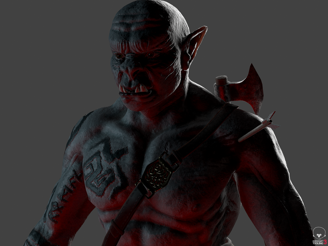 Baren - Orc screenshot016 png