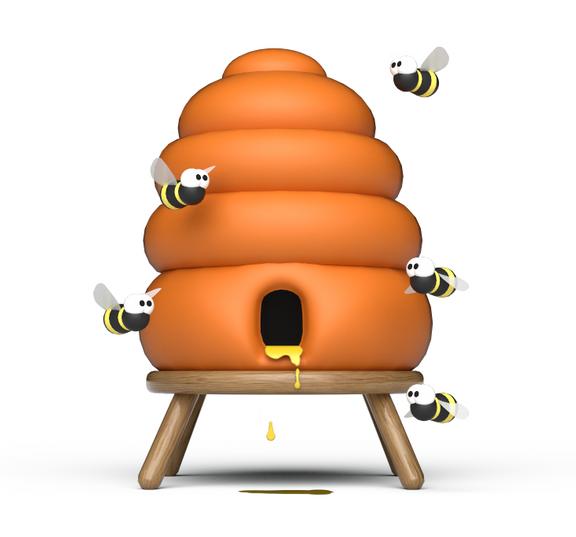 Creatures 1 Beehive