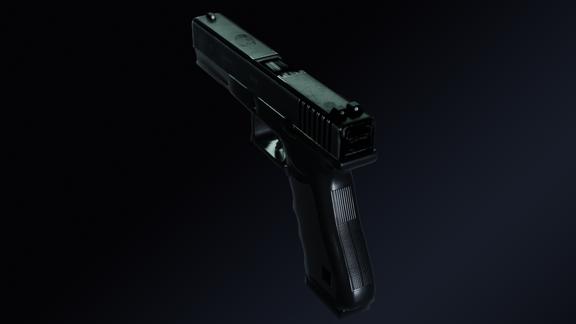 Realistic Glock G17
