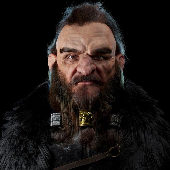 Traveler Dwarf