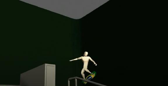 Skateboard Animation
