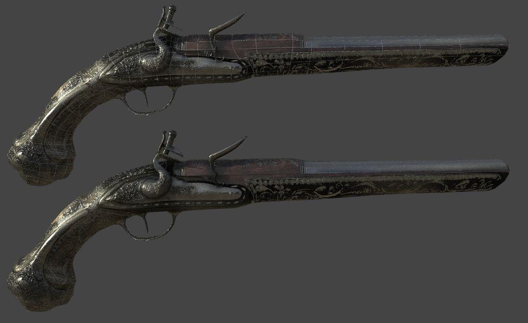 PBR AAA Weapons models adam vickerstx guns jpg