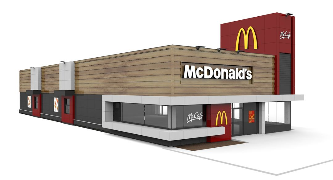 Fast Food Restaurant 3D Modeling MCDONALDS 1 SIGNITURE 2 1480x800 jpg