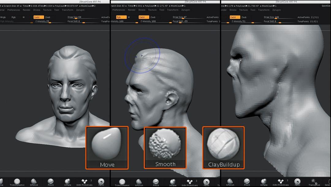 Sculpting Tutorial for Wacom jz Wacom Tutorial 01 02 jpg