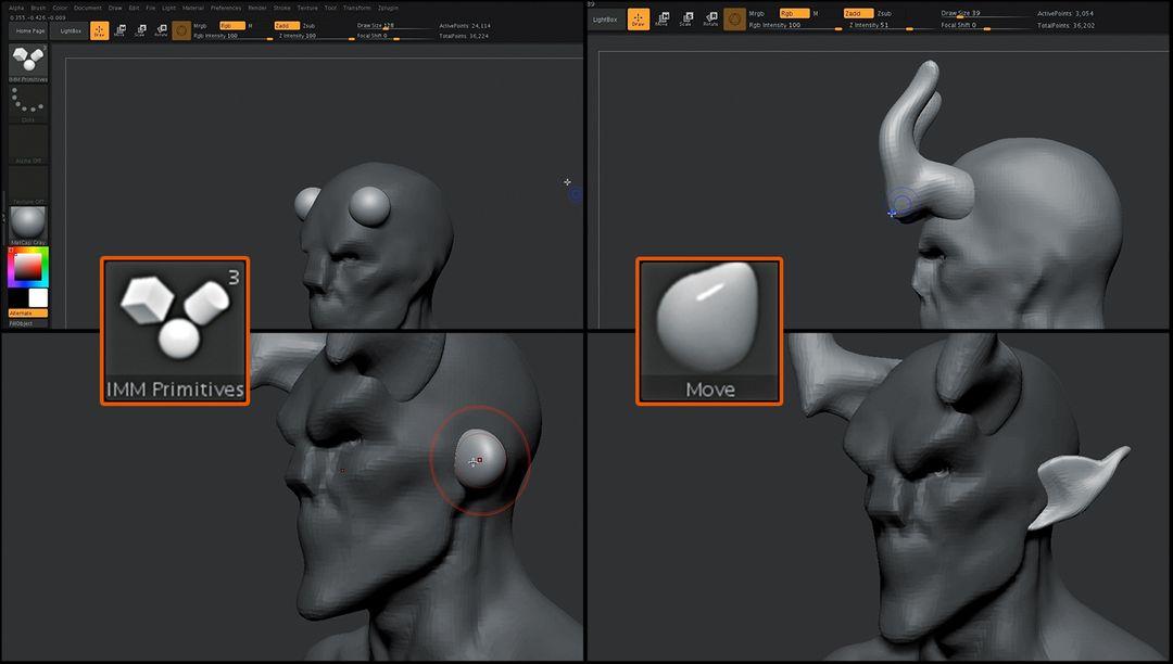 Sculpting Tutorial for Wacom jz Wacom Tutorial 01 03 jpg