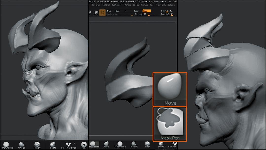 Sculpting Tutorial for Wacom jz Wacom Tutorial 01 07 jpg
