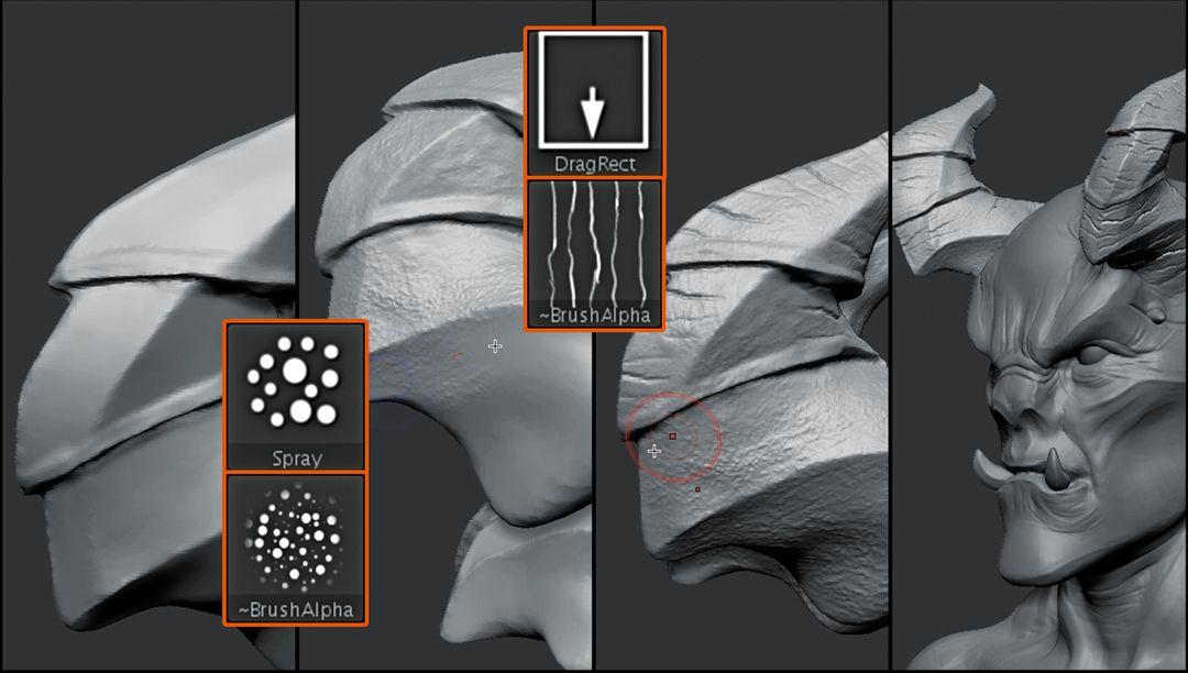 Sculpting Tutorial for Wacom jz Wacom Tutorial 01 08 jpg