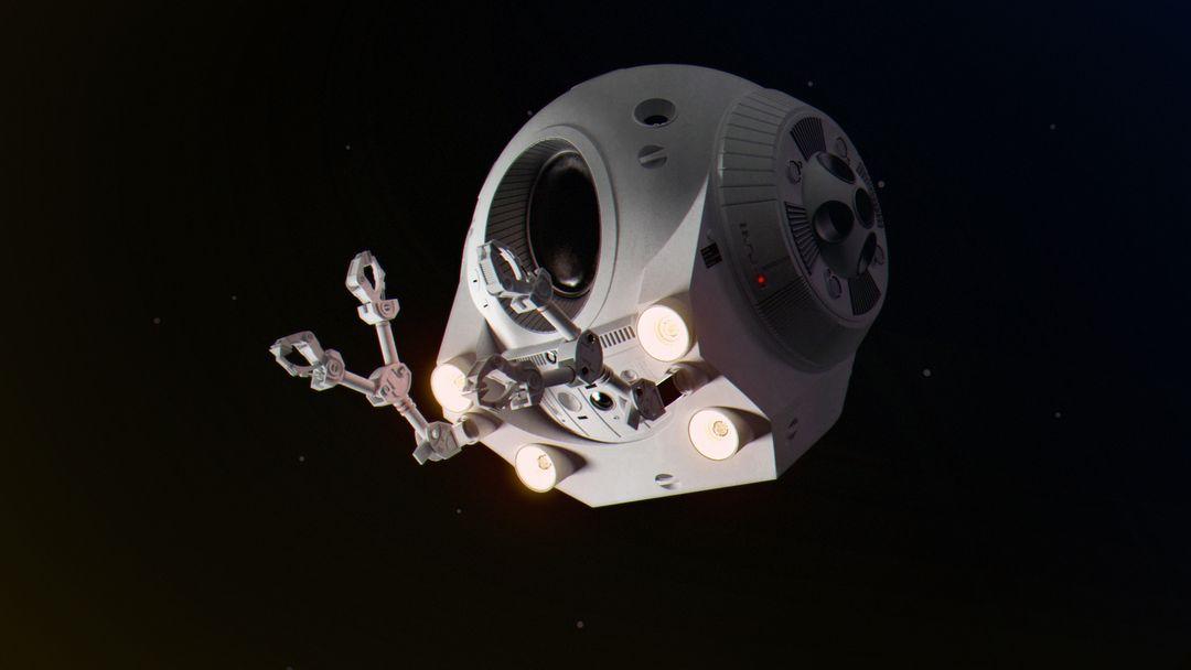 Space Odyssey EVA-POD Space Odyssey 2001 EVA POD jpg