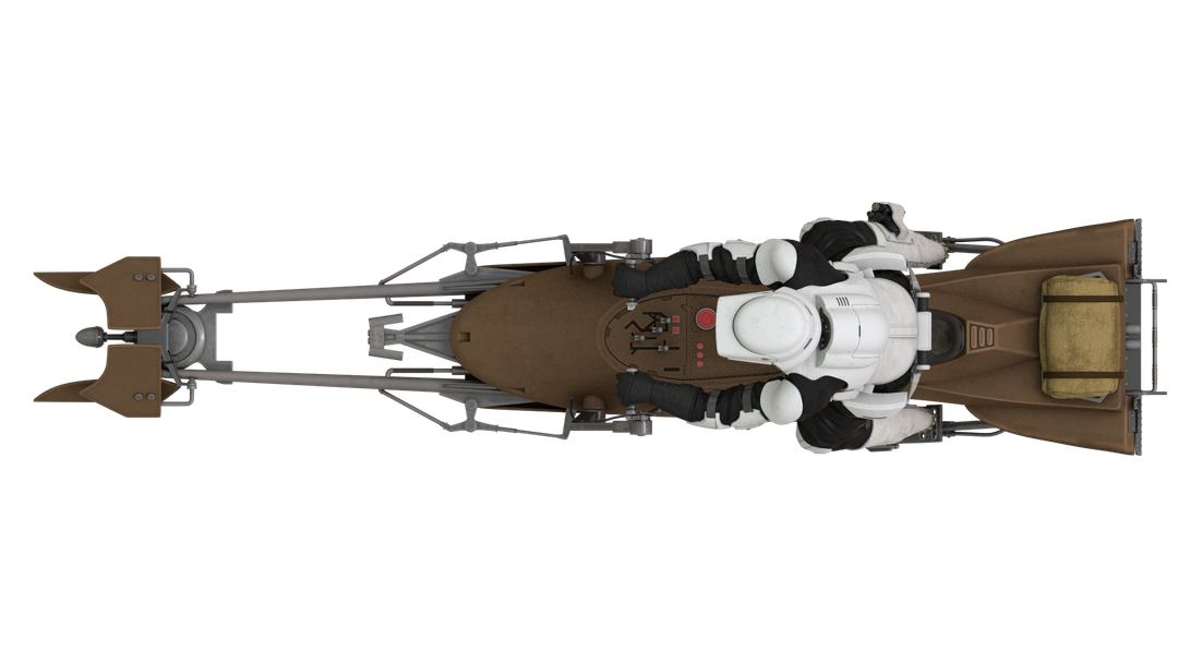 Star Wars Scout Trooper top png