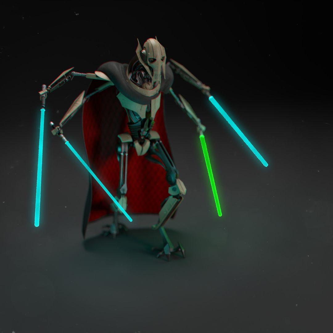 Various Star Wars 3 studio jpg