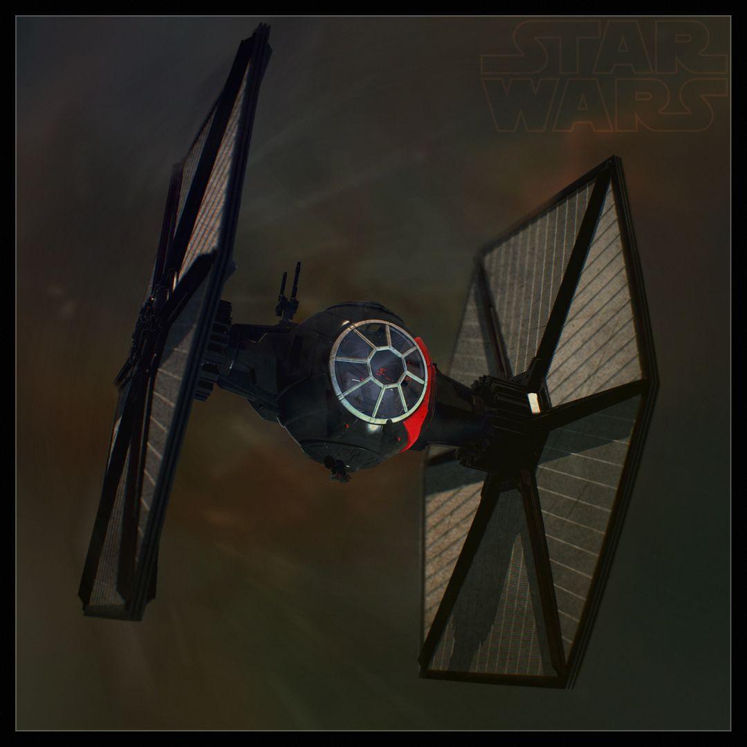 Various Star Wars Tie Fighter Black Squadron jpg