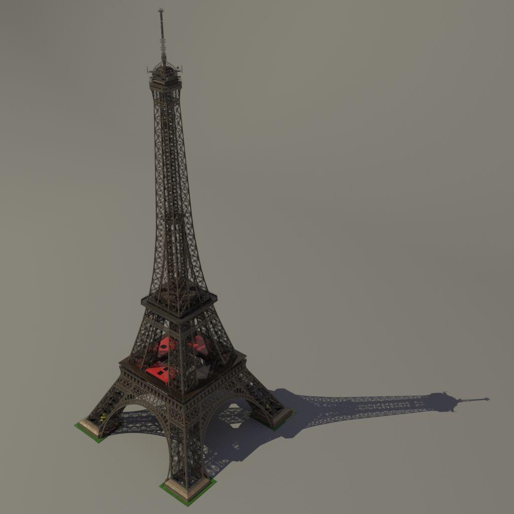 Eiffel Tower Eiffel Tower 1 jpg