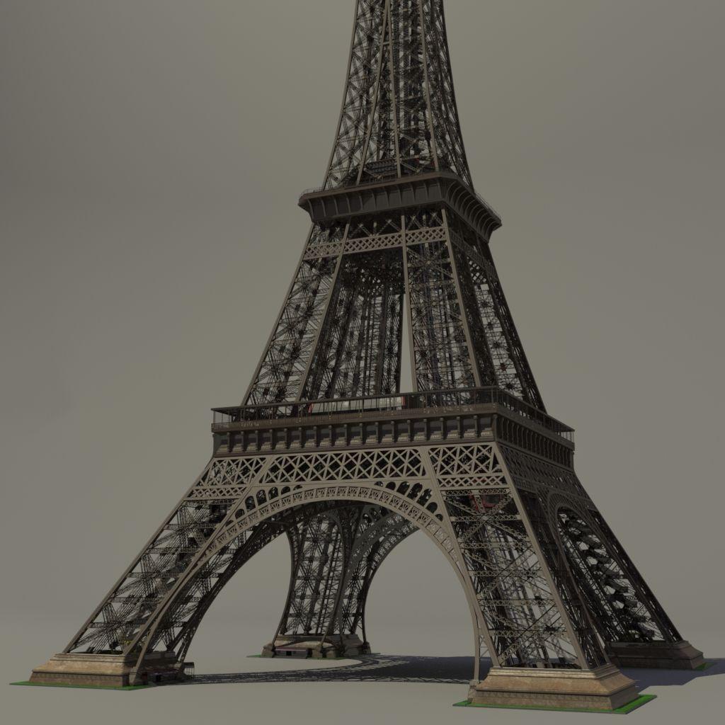 Eiffel Tower Eiffel Tower 4 jpg