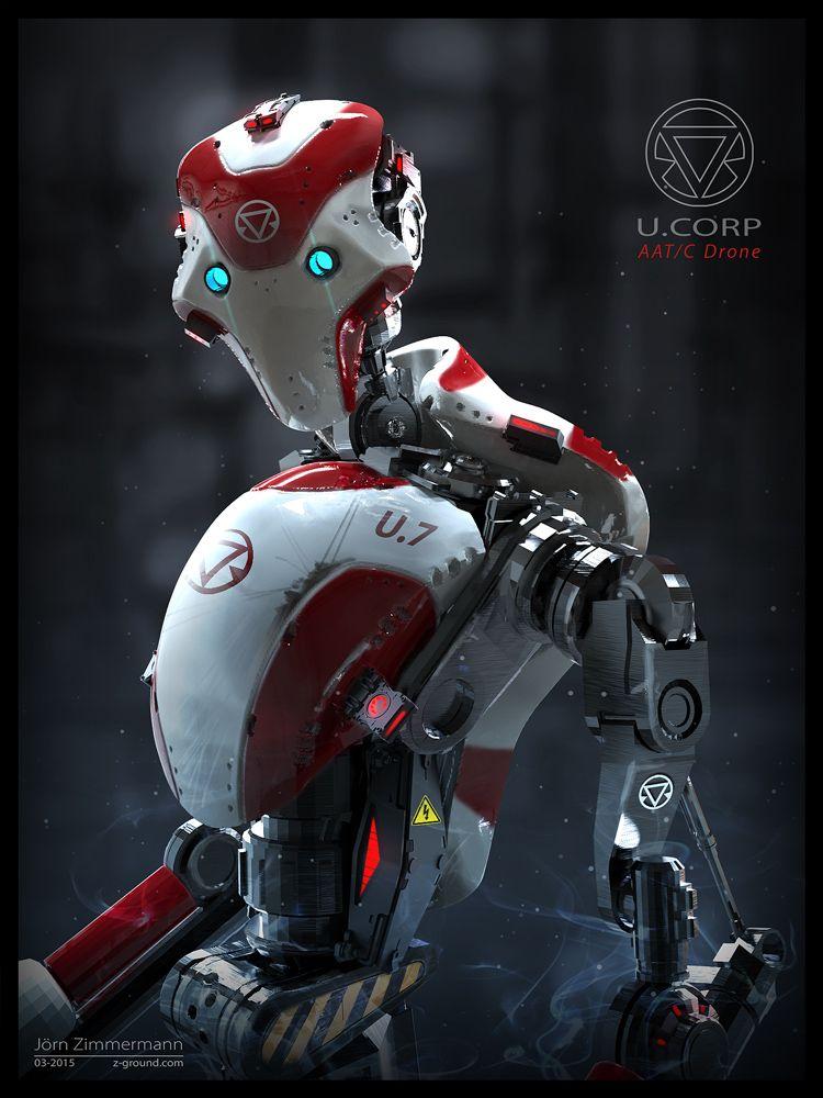 Robot Concept jz ROBOT U7 KS jpg