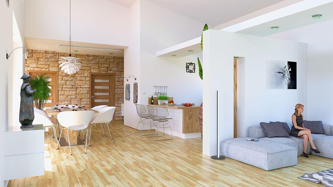 Architectural Visualisation (VRay, Octane) Livingroom jpg