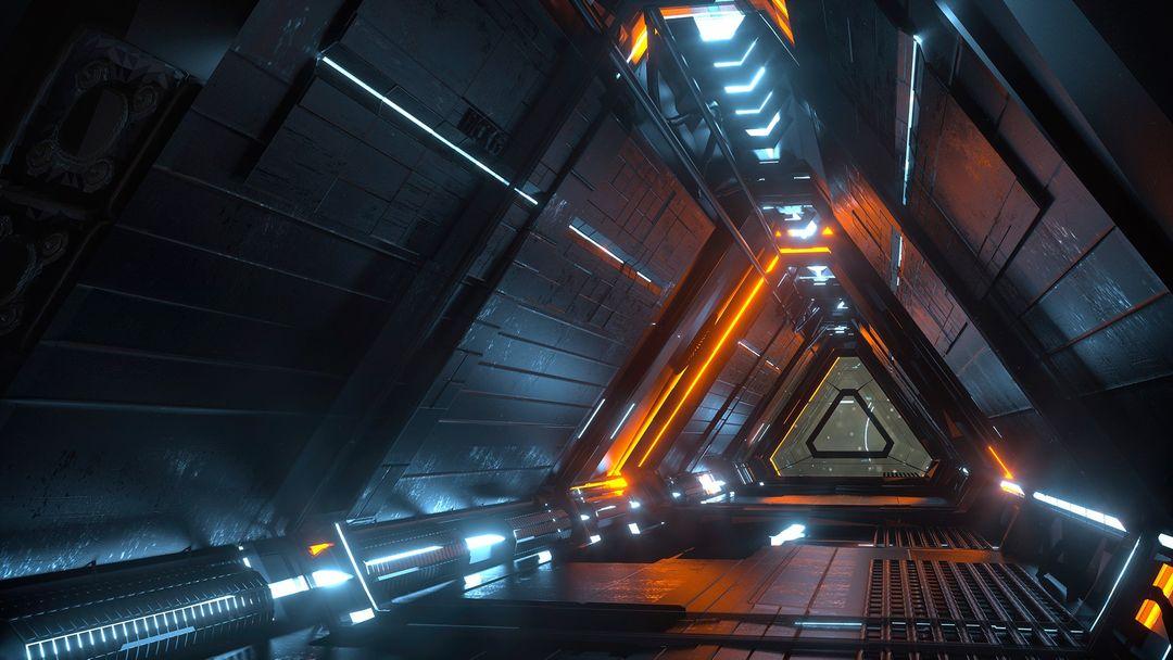 Scifi tunnels/interiors 46 231115 scifi corridor jpg