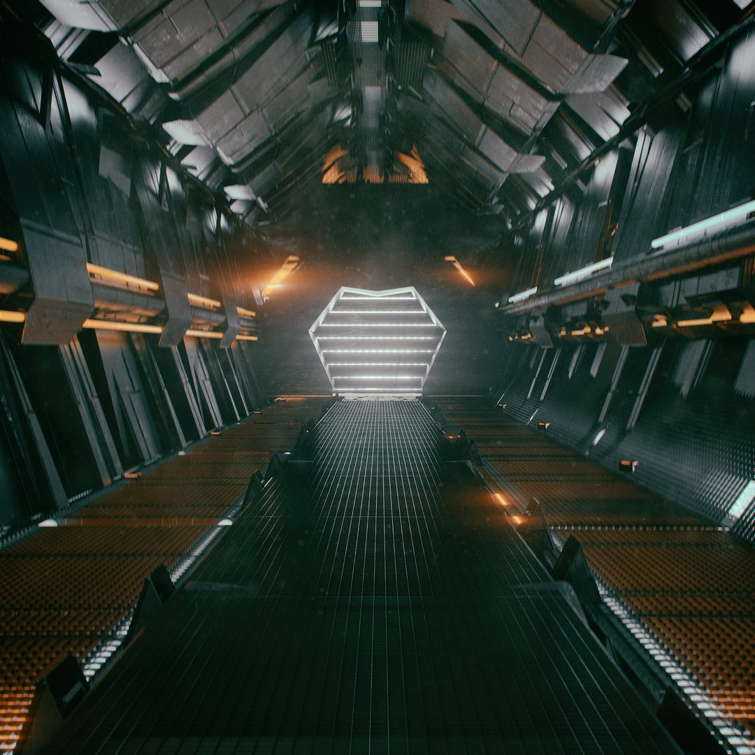 Scifi tunnels/interiors 86 030116 sci fi corridor render jpg