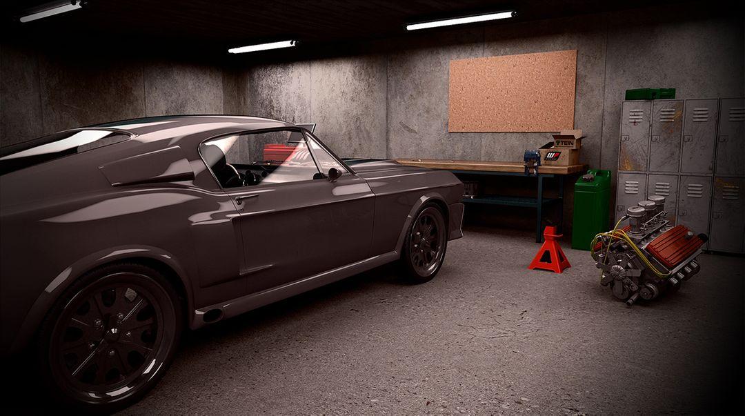 Mustang Shelby Eleanor Perfil art jpg