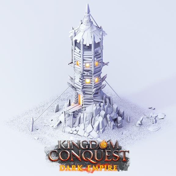 Kingdom Conquest: Dark Empire - Tower Assets