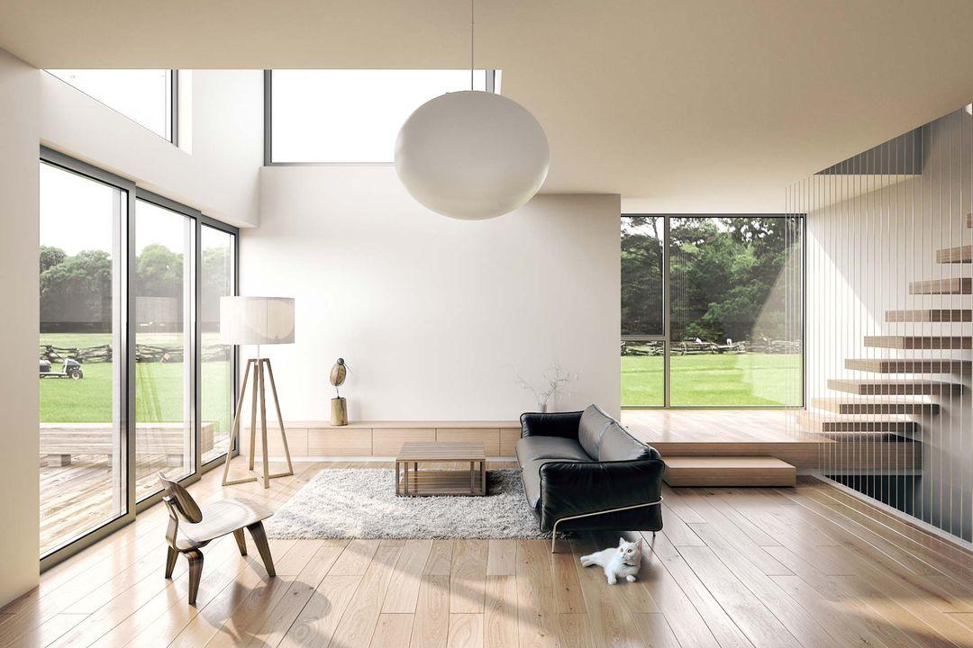 Architectural visualization Bolefloor 3d interior visualisation jpg