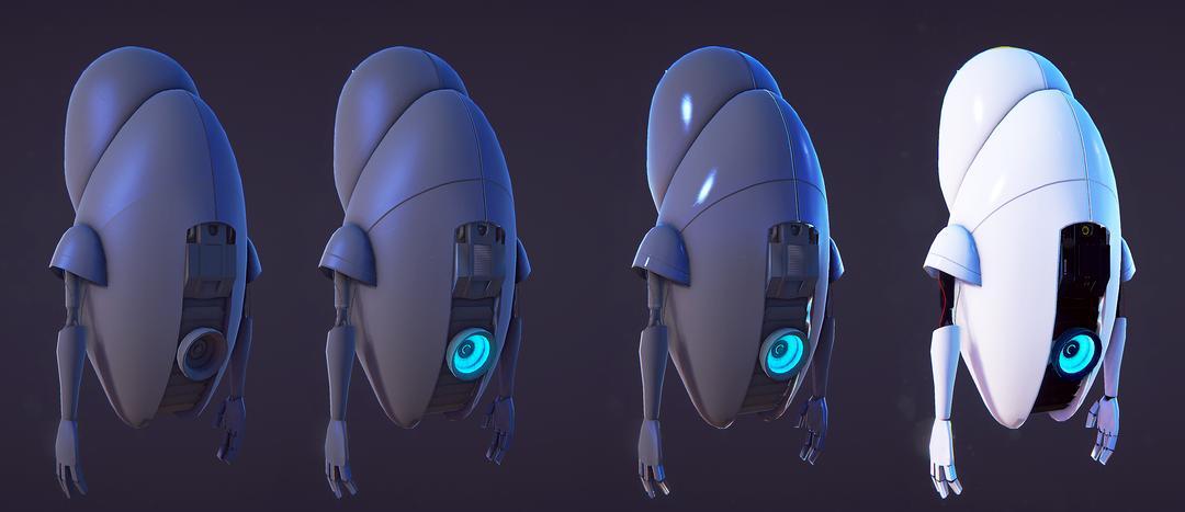 Guidebot MkII - NPC Companion RV model front 1 png