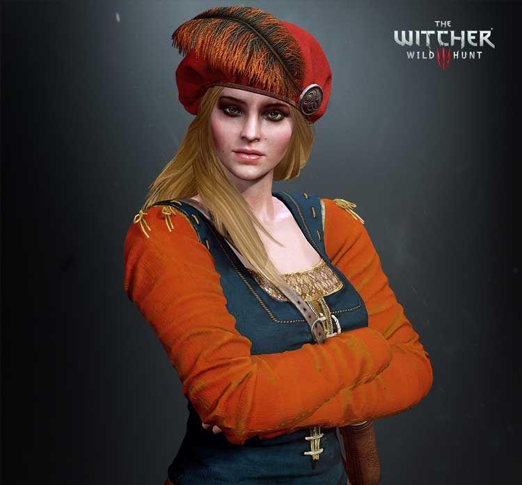 The Witcher 3 Pryscilla sd 01 jpg