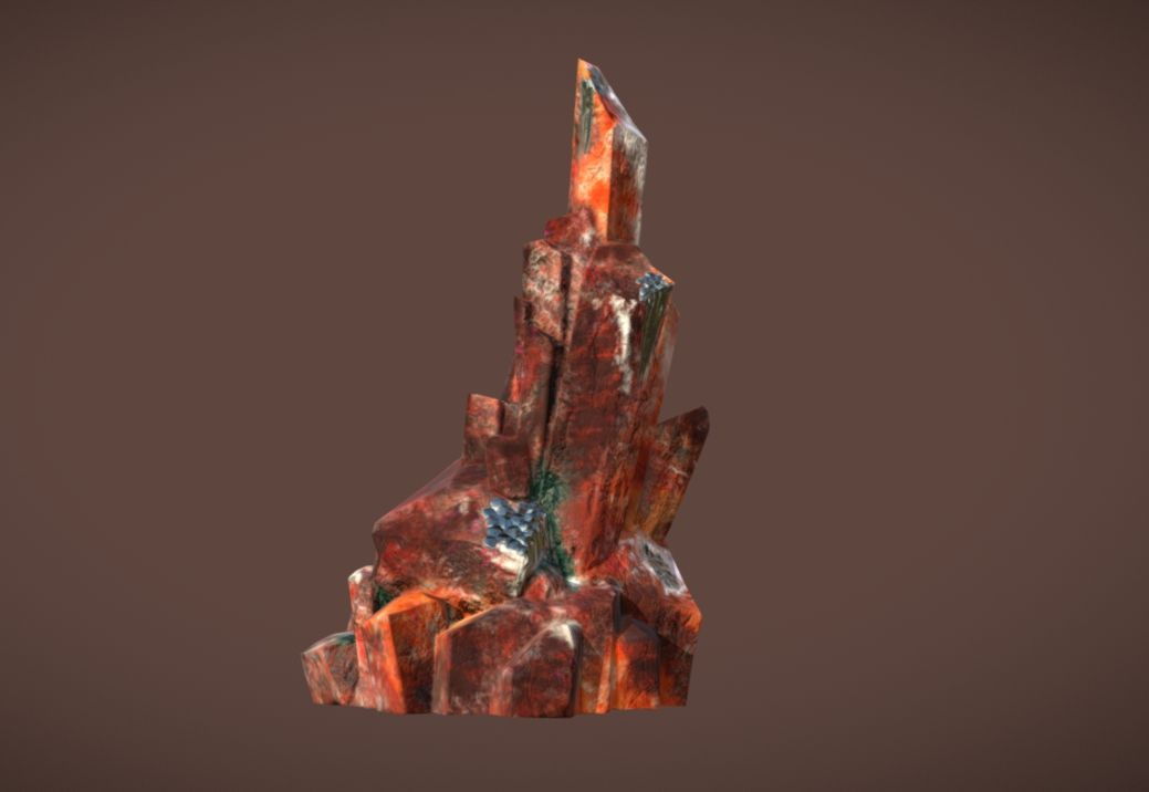 Rocks and ores (natural) modelling 1497613086657 jpg