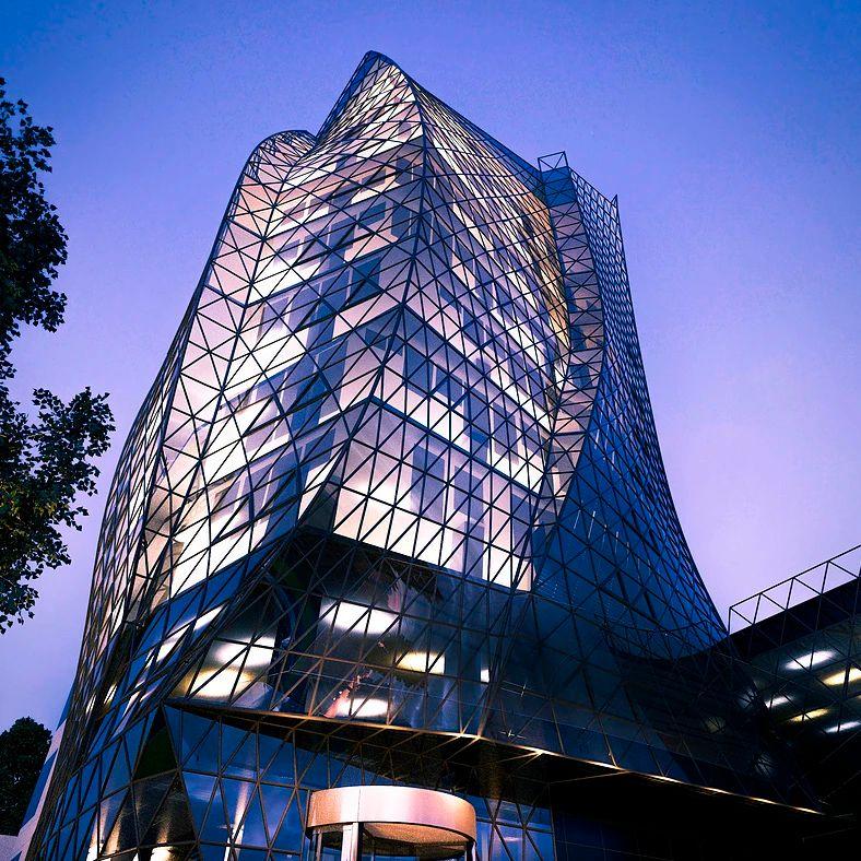 Administrative, Office, Business Buildings. Design project, 3D Без имени 7 jpg
