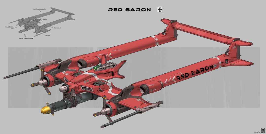 Designs red baron jpg