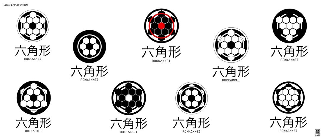 Designs rokkakei logos jpg