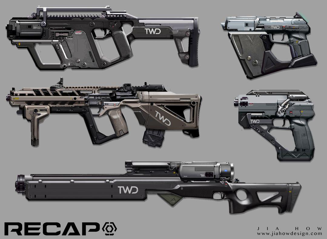 Weapon Designs Prop Guns 1 jpg